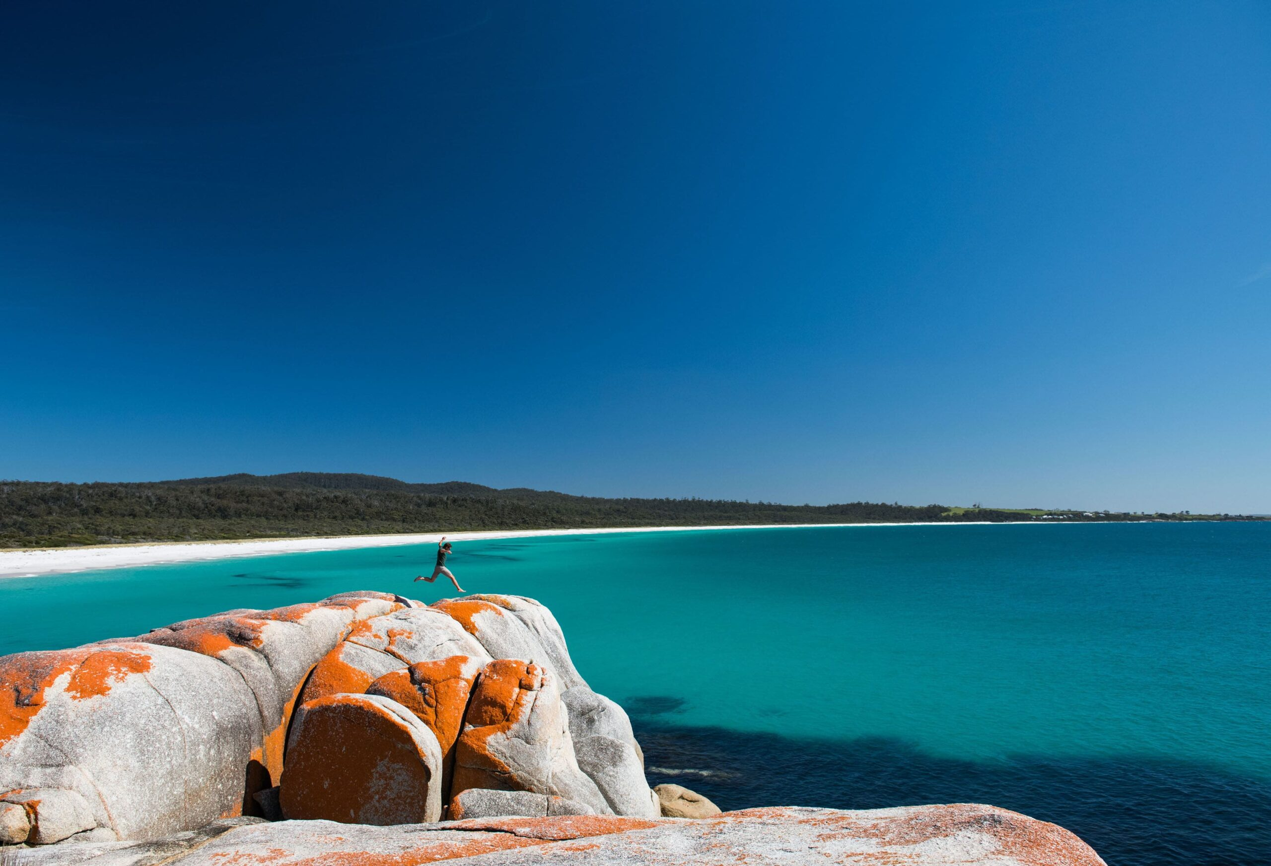 Bay of Fires - Binalong Bay - Things to do in st helens tas accommodation